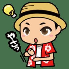 We are Uchinanchu! sticker #1098912