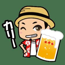 We are Uchinanchu! sticker #1098934