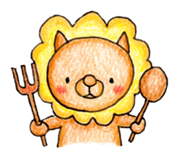 Mr.bear sticker #1099291