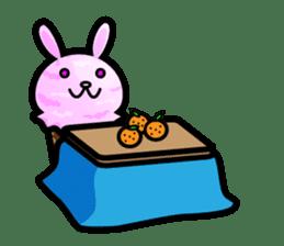 Rabbit Icecream sticker #1100245