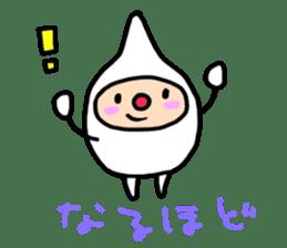 shirocororo-chan sticker #1101428