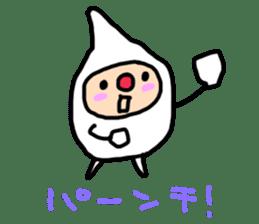 shirocororo-chan sticker #1101432