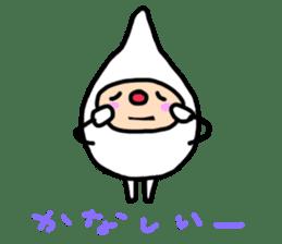 shirocororo-chan sticker #1101444