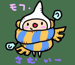 shirocororo-chan sticker #1101446