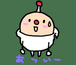 shirocororo-chan sticker #1101447