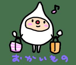 shirocororo-chan sticker #1101458