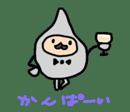 shirocororo-chan sticker #1101463