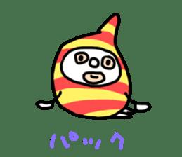 shirocororo-chan sticker #1101465