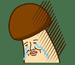Mr Mushroom By Yajimajiro