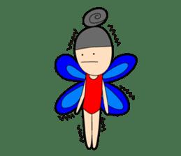 Perky Pixie sticker #1105089