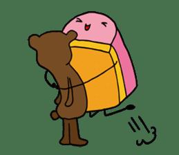 Kamaboko-chan sticker #1105239