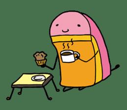 Kamaboko-chan sticker #1105242