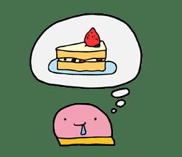 Kamaboko-chan sticker #1105243
