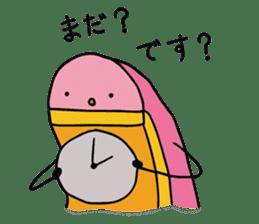 Kamaboko-chan sticker #1105255