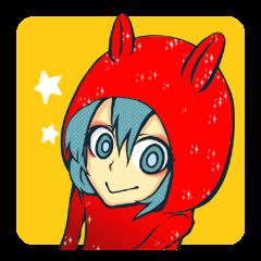Mitaka Sticker