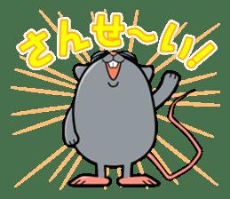 Funny Animals sticker #1105997