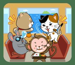 Funny Animals sticker #1106017
