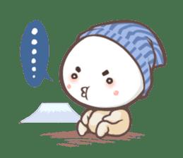 Mr.Tomato & Miss Egg sticker #1106309