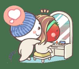 Mr.Tomato & Miss Egg sticker #1106313