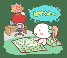 Mr.Tomato & Miss Egg sticker #1106335