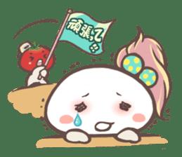Mr.Tomato & Miss Egg sticker #1106338