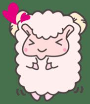 Mr. Sheep sticker #1106786