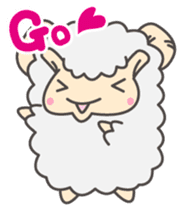 Mr. Sheep sticker #1106788