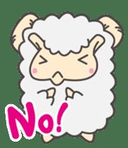 Mr. Sheep sticker #1106790