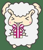 Mr. Sheep sticker #1106793