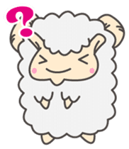 Mr. Sheep sticker #1106794