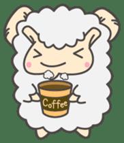 Mr. Sheep sticker #1106799
