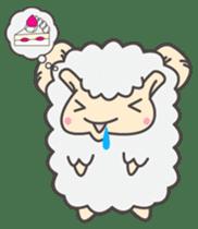 Mr. Sheep sticker #1106800