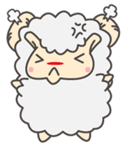 Mr. Sheep sticker #1106801
