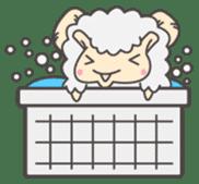 Mr. Sheep sticker #1106802