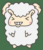Mr. Sheep sticker #1106808