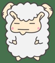 Mr. Sheep sticker #1106809