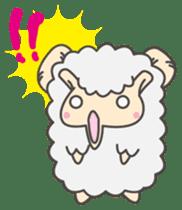 Mr. Sheep sticker #1106817