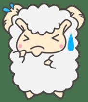 Mr. Sheep sticker #1106818