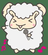 Mr. Sheep sticker #1106823
