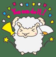 Mr. Sheep sticker #1106824