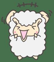 Mr. Sheep sticker #1106825