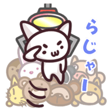 nekoneko Catch sticker #1107041