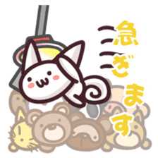 nekoneko Catch sticker #1107042