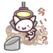 nekoneko Catch sticker #1107062