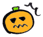 Halloween and Christmas sticker #1107331