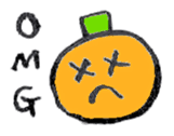 Halloween and Christmas sticker #1107336