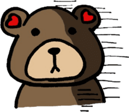The sheep and bear sticker #1107827