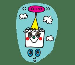 BOCCO-CHAN sticker #1108746
