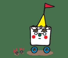 BOCCO-CHAN sticker #1108748