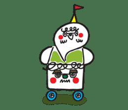 BOCCO-CHAN sticker #1108749